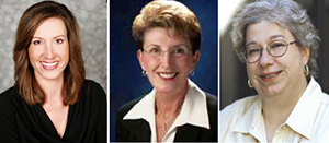 Drs. Daisha Cipher, Judy LeFlore, Beth Mancini