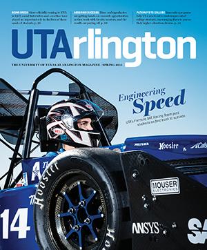 UTA Magazine spring 2015