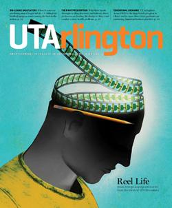UTArlington Magazine fall 2014