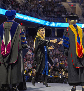Commencement Fall 2014
