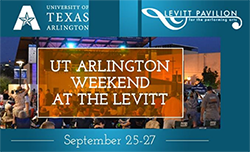 UTA Weekend at Levitt
