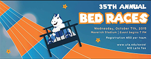 bed races poster