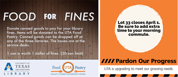 food for fines and Lot 33W closing