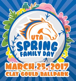 spring family day at ballpark
