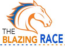 blaziing race