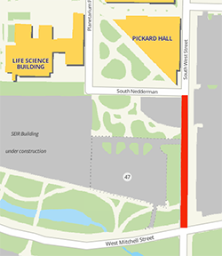 West Street closure