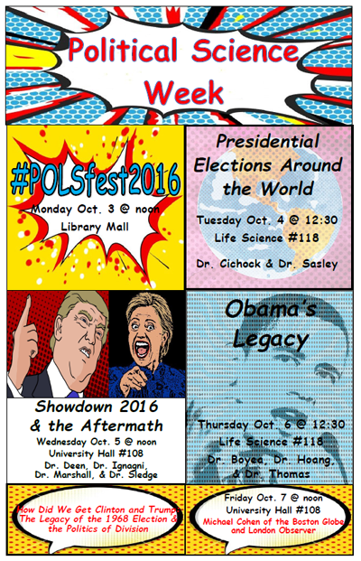 Political Science Week