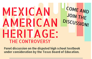 Mexican American Heritage: The Controversy