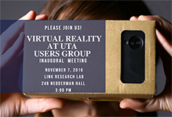 virtual reality users group