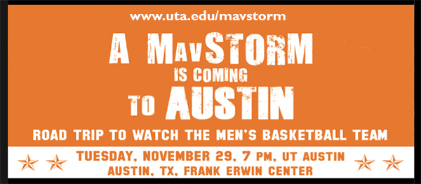 MavStorm Coming