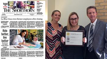 The Shorthorn Pacesetter Award