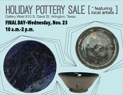 holiday potter sale