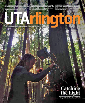 UTA Magazine fall 2016