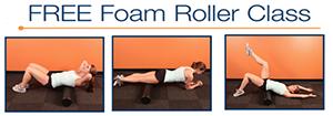 foam roller class