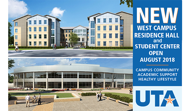 West Campus residence hall