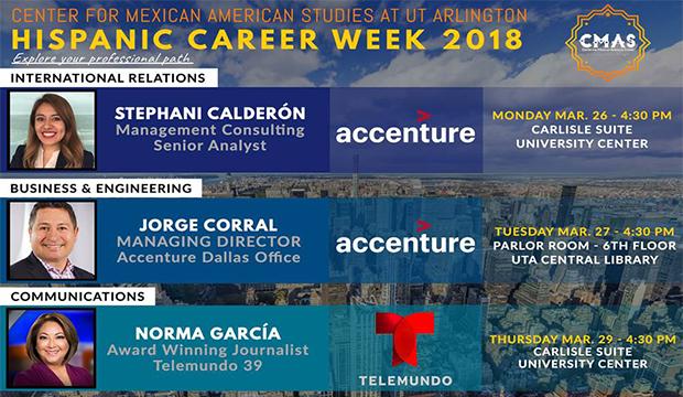 Hispanic Career Week