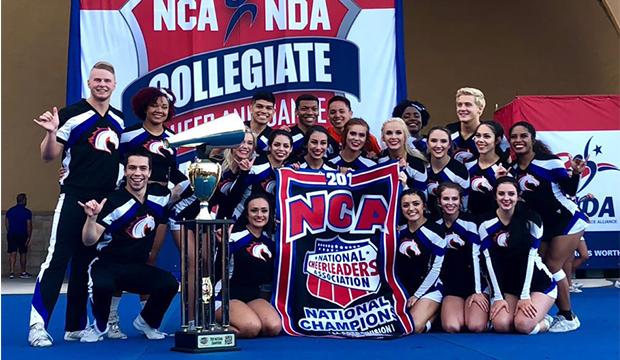 cheerleading champs