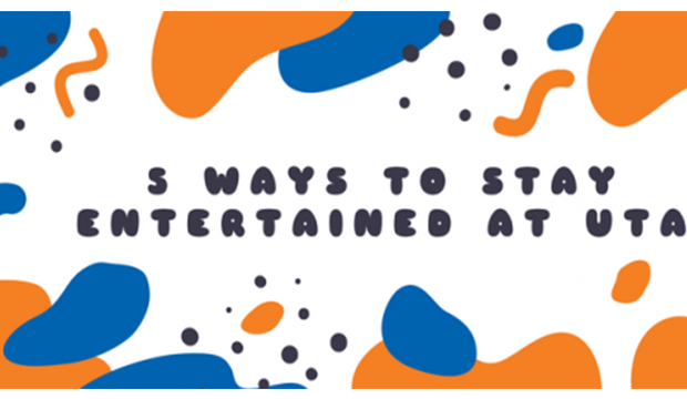 5 ways to be entertained