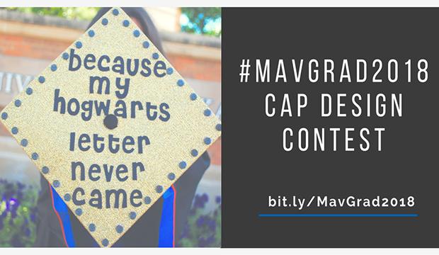 MavGrad cap contest
