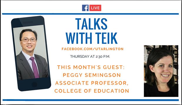 talks with teik