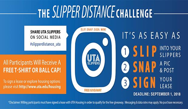 slipper challenge
