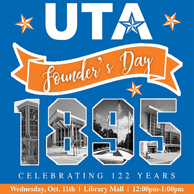 UTA Founders Day