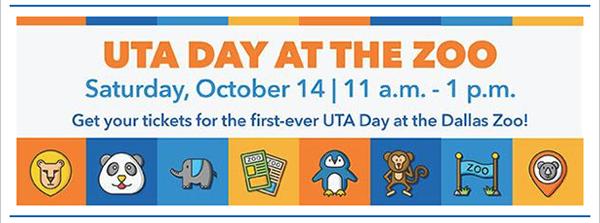 UTA Day at the Zoo