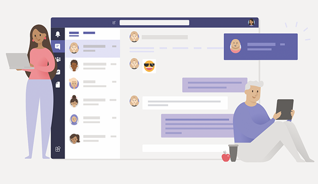 Microsoft Teams communications and collaboration tool is now available to UTA faculty, staff, and students.