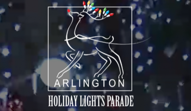 holiday light parade