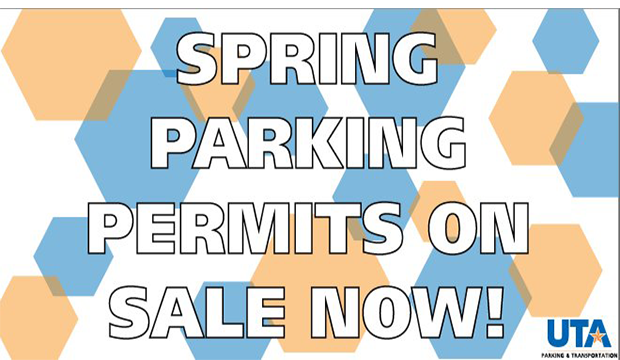 spring parking permits