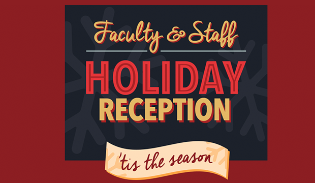 holiday reception-simple