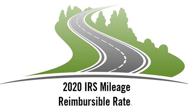 2020 IRS Mileage Reimbursement Rate