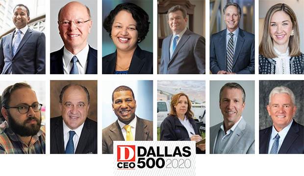 D CEO Magazine's Dallas 500