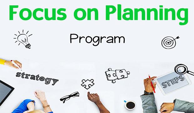 Focus on Planning workshops
