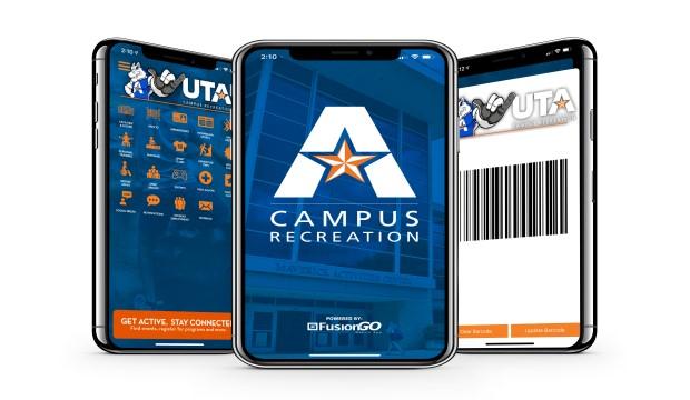 Campus Recreation app