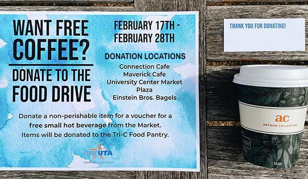 Food Drive for Tri-C Food Pantry