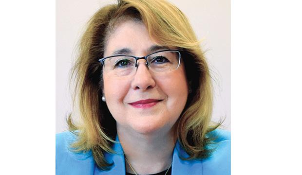 Maria Konsta-Gdoutos,civil engineering professor and associate director of the Center for Advanced Construction Materials.