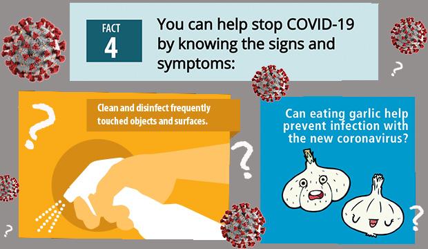 Coronavirus Facts or Fiction