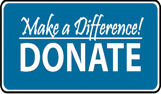 Make a Difference: Donate