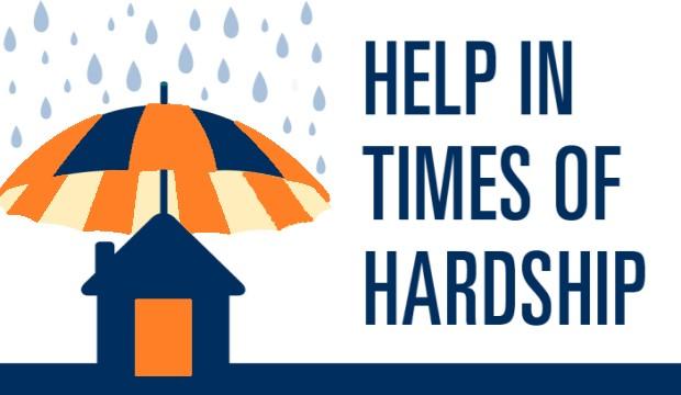 help in hard times