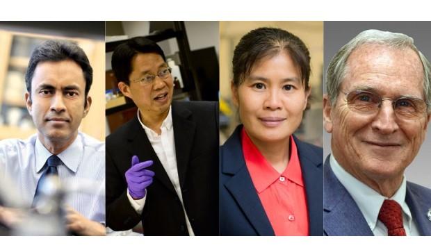 UTA members of National Academy of Inventors' 2020 class