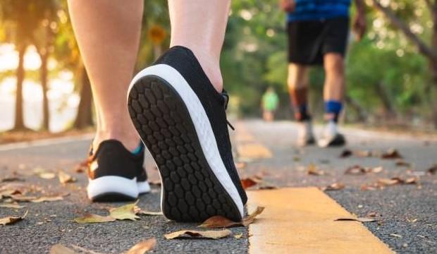 Walkers feet