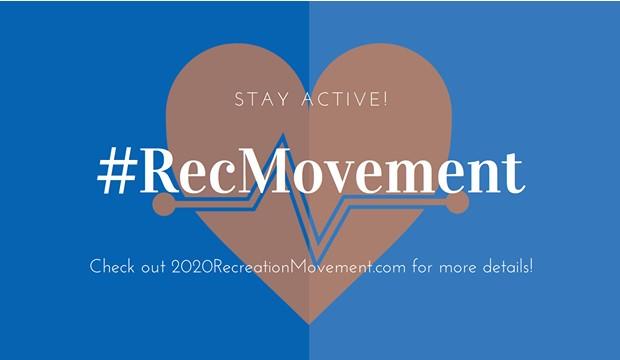 #RecMovement