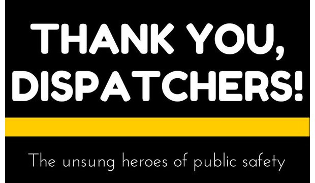 Thank you, dispatchers: The unsung heroes of public safety