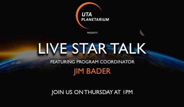 UTA Planetarium Star Talks