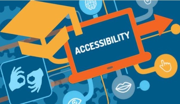 Accessibility and Online Learning