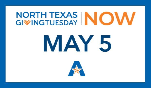 North Texas Day of Giving is May 5, 2020.
