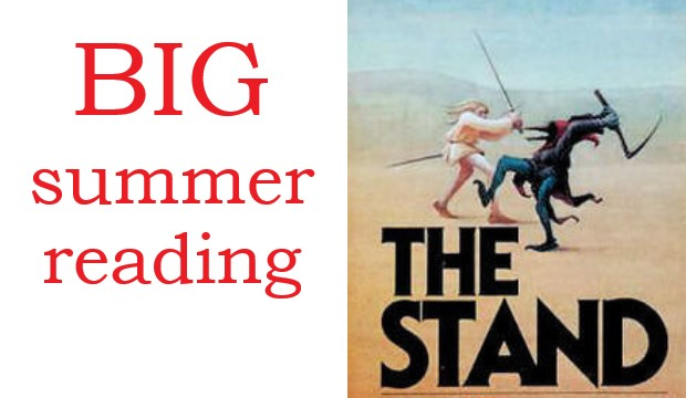 """Big Summer Reading: """"The Stand"""" by Stephen King"""