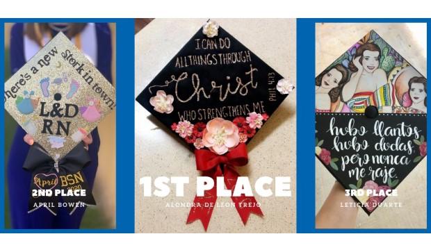 GradCap Winners