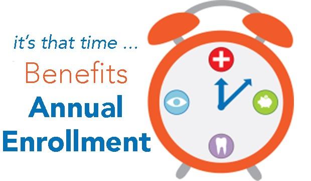 Benefits Annual Enrollment